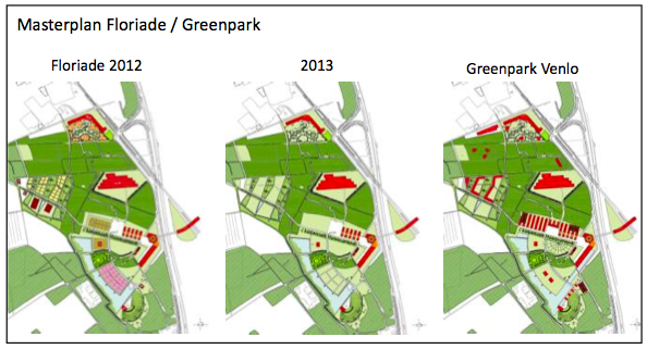 Integrated Masterplan Floriade / Greenpark